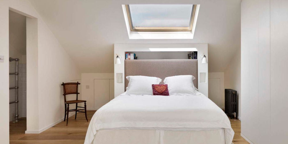 Design Ideas for Attic Bedrooms