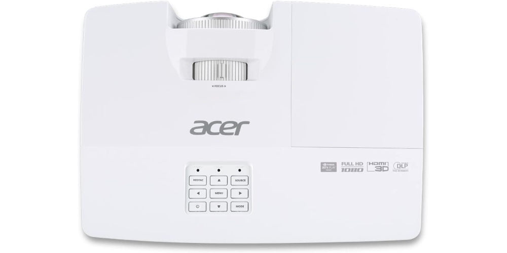 Acer H6517ST top