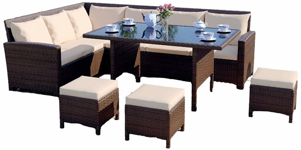 Abreo 9 Seater dining set