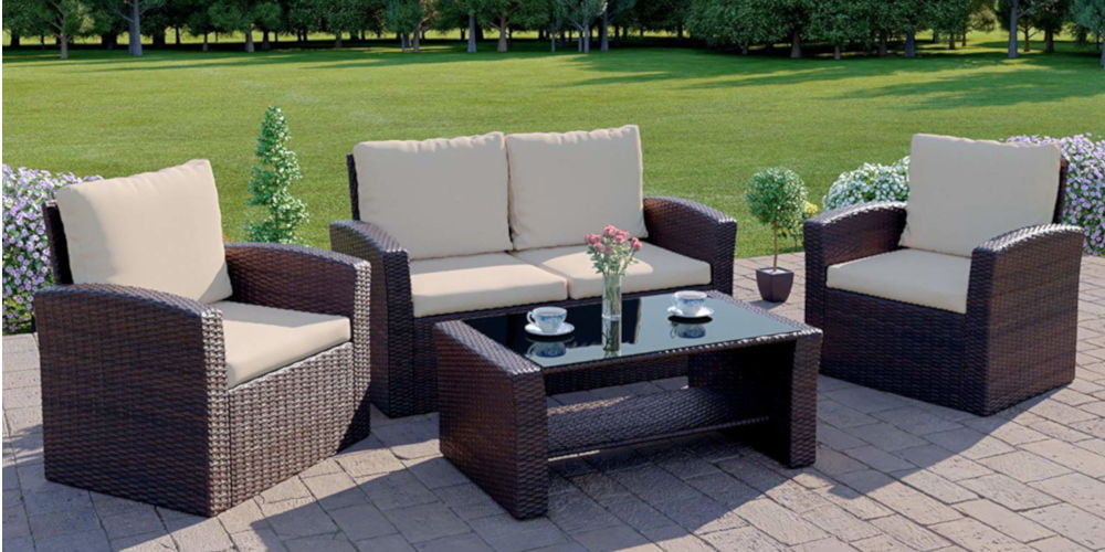 Abreo Patio Conservatory set