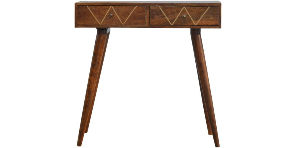 Artisan Furniture 2 Drawer Console