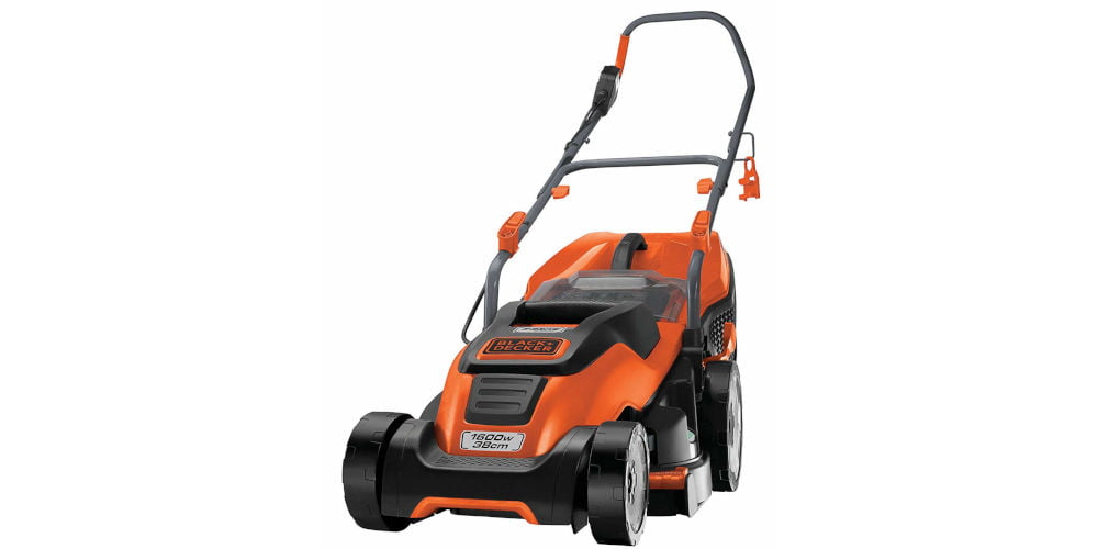 BLACK+DECKER EMax38i Lawnmower Review
