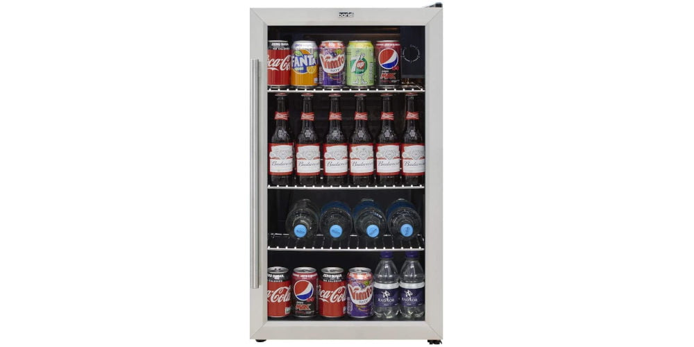 Baridi 80L Drinks Fridge