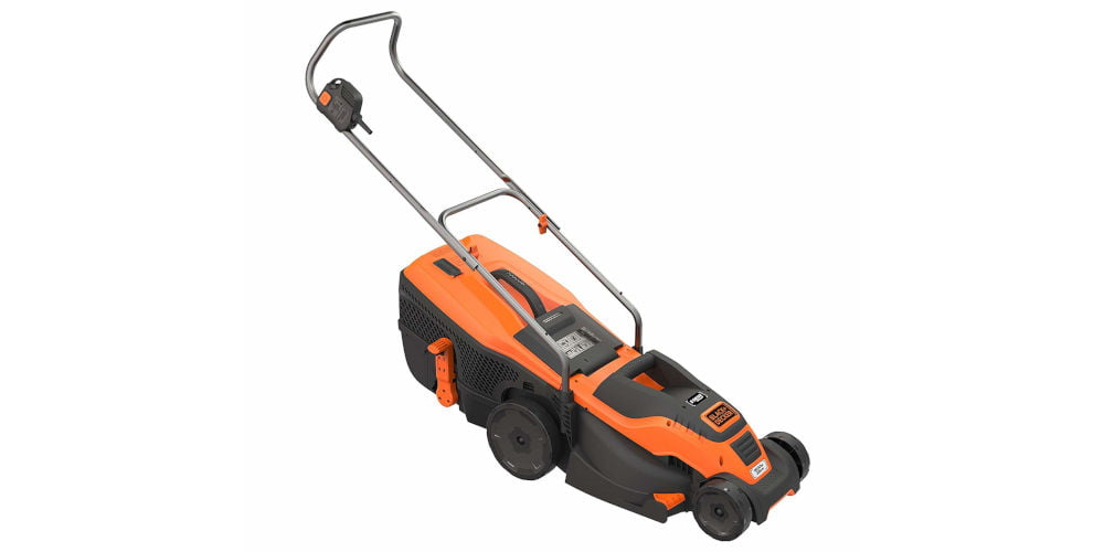 Black+Decker EMax38i Edge-Max lawn mower