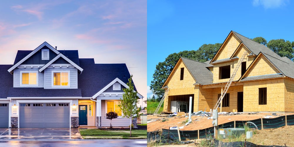 Building vs Buying A House - What's Your Best Option?