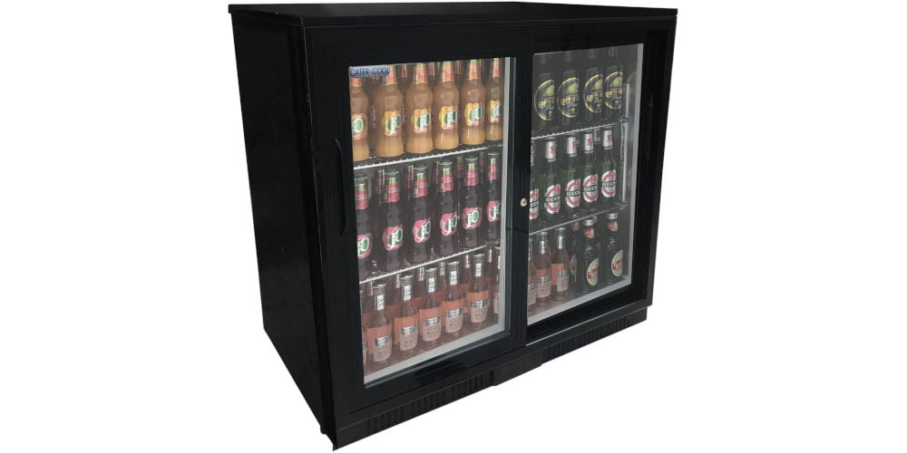 Cater-Cool Double Door Cooler