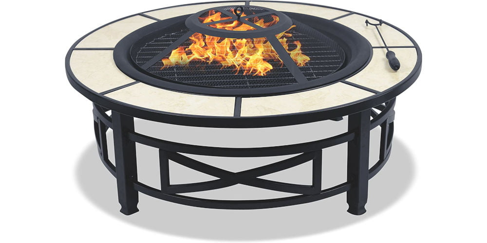 Centurion Supports Fire Pit