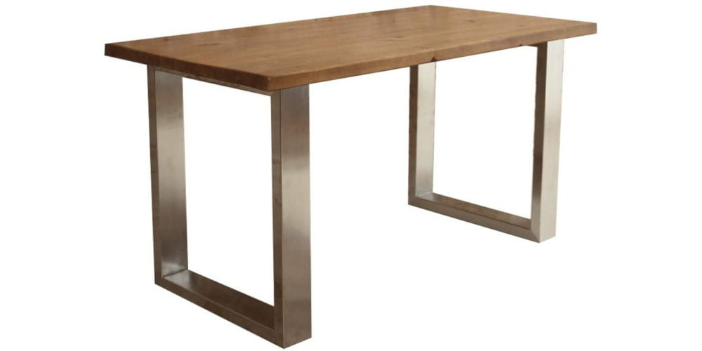 CosyWood U Shaped Oak Dining Table