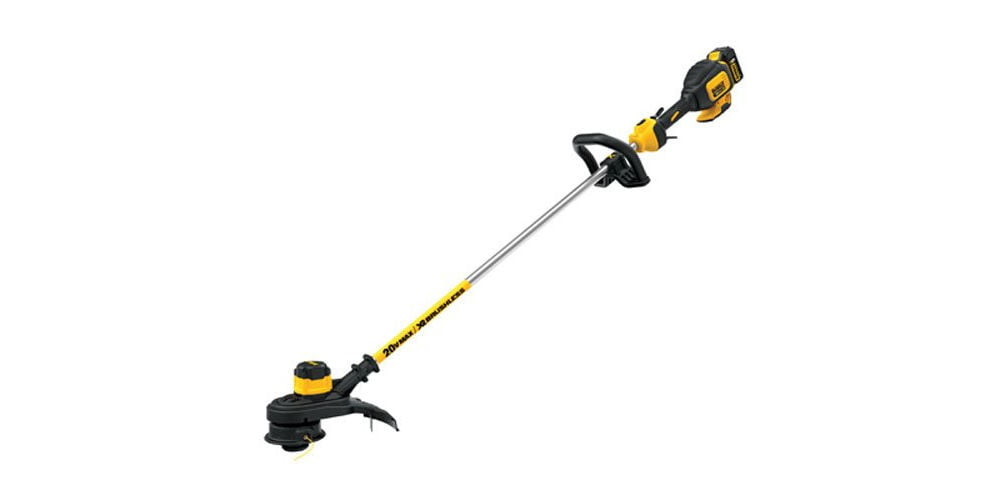DEWALT DCST920P1 Brushless String Trimmer