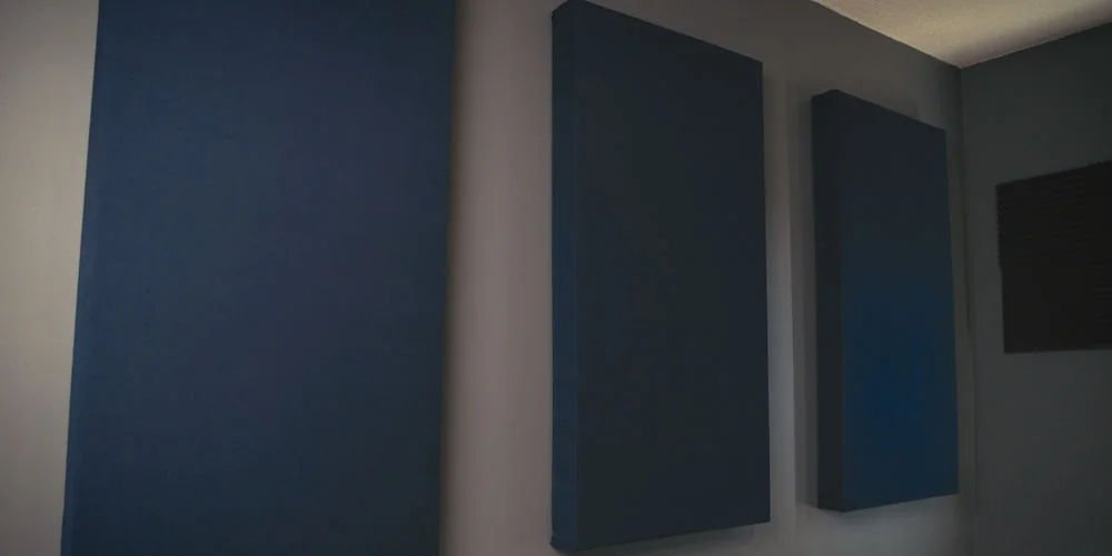 DIY acoustic panels Instructables
