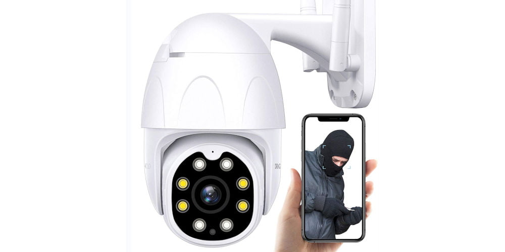Dragon Touch Security Camera Outdoor