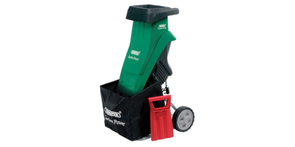 Draper 35900 2400W Garden Shredder