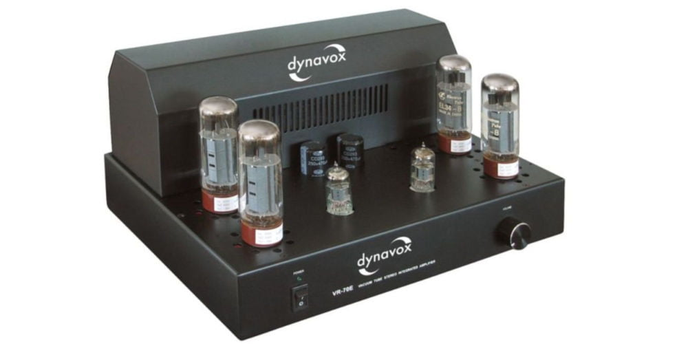 Dynavox VR-70E II Full Tube Amplifier
