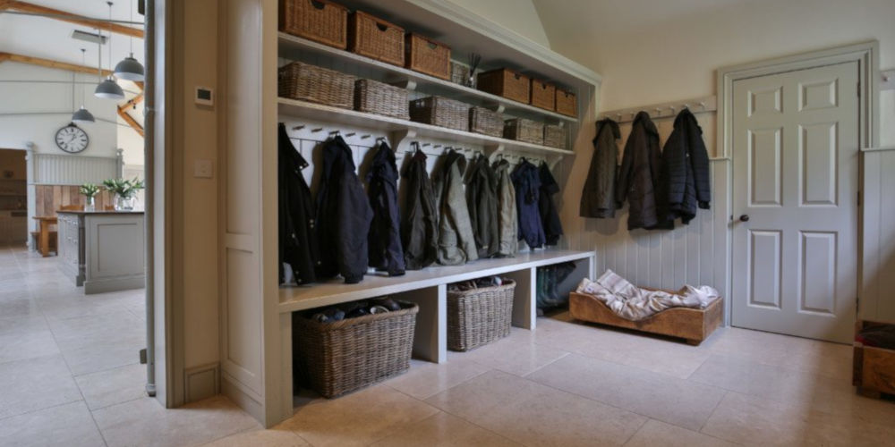 Evie Willow cotswold boot room