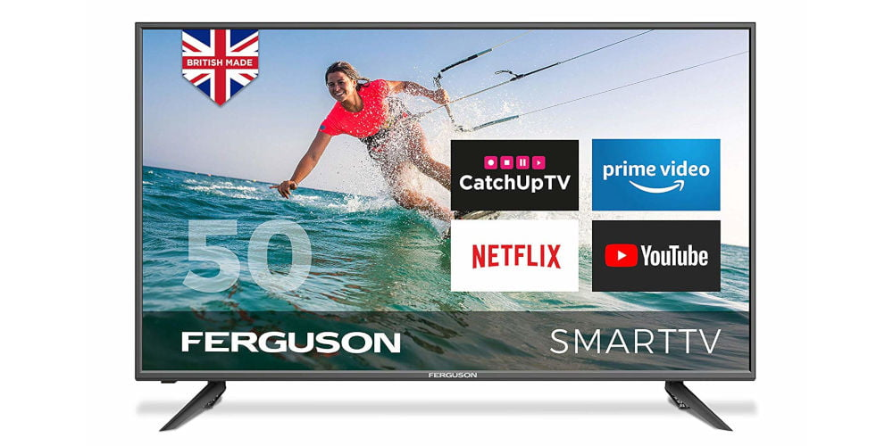 FERGUSON F50RTS 50-inch Smart LED TV