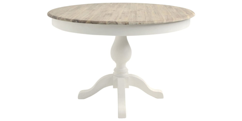Florence Large Round Pedestal Table