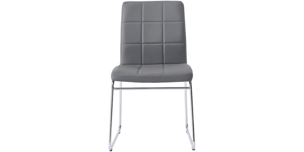 GIZZA Faux Leather Dining Chairs