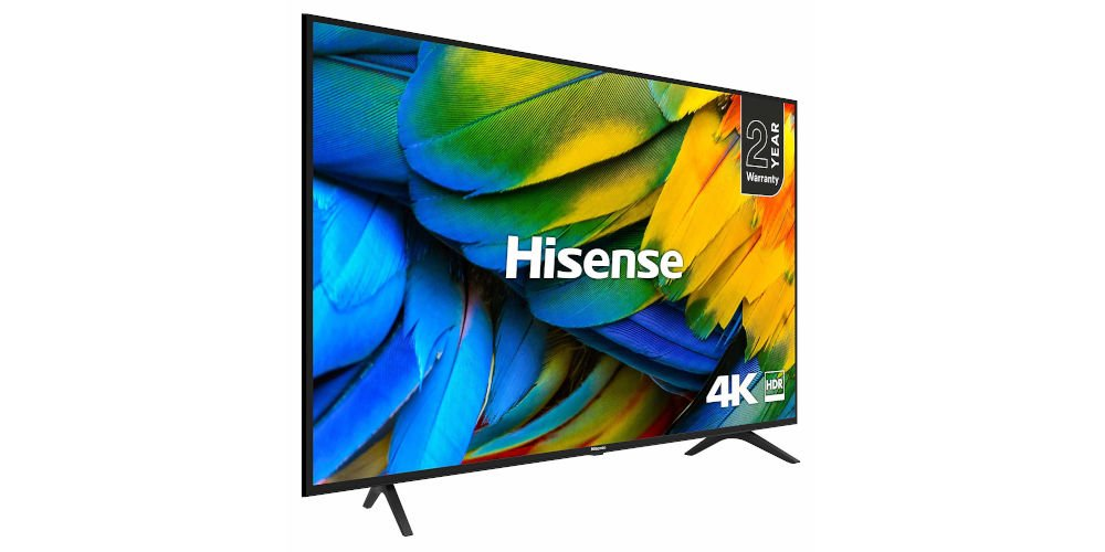 HISENSE H50B7100UK Smart TV