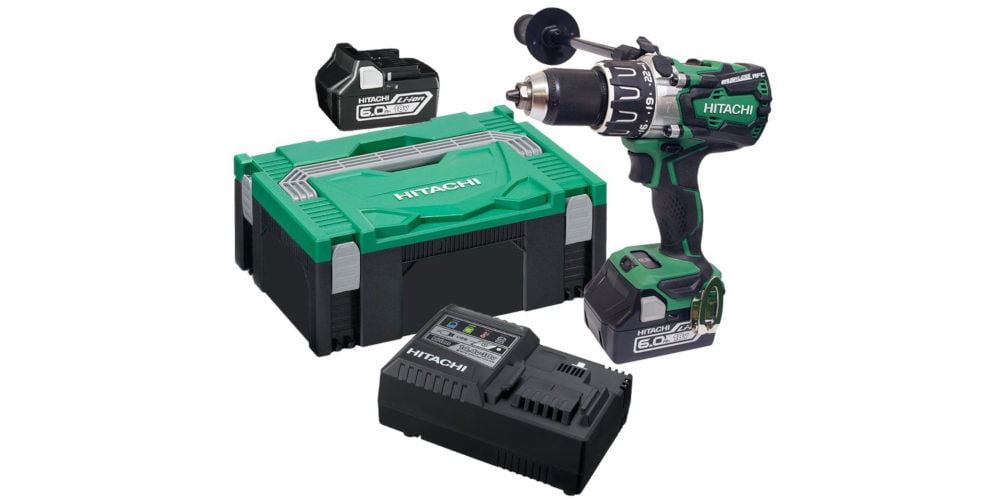 Hitachi DV18DBXL JX 18V Brushless Combi Drill Review