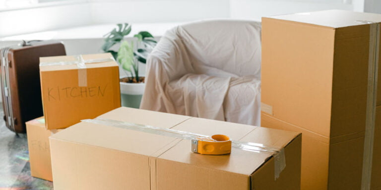 20 Stress-Reducing Home Packing Tips For Moving