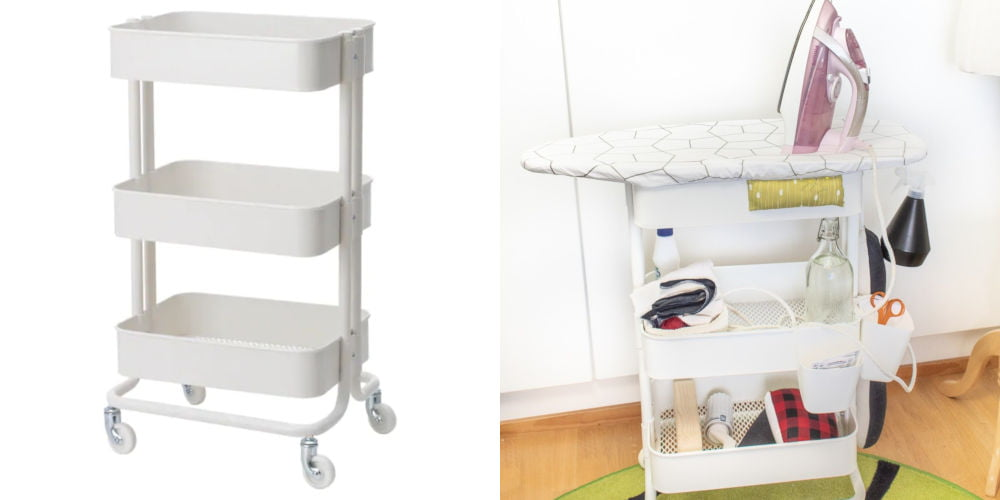 Ironing board trolly With my hands - Dream