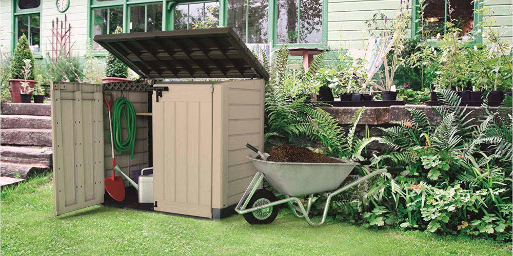 Keter Store-It Out Max shed