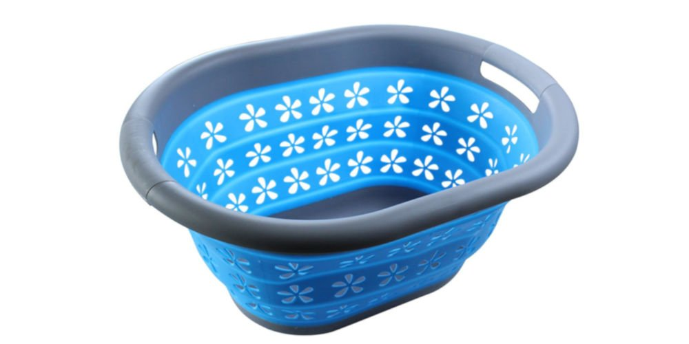 Laundry Master Collapsible Basket
