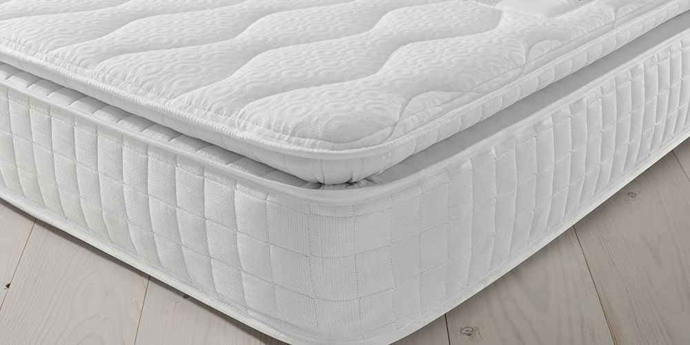 Layezee by Silentnight 800 Pocket Sprung Mattress
