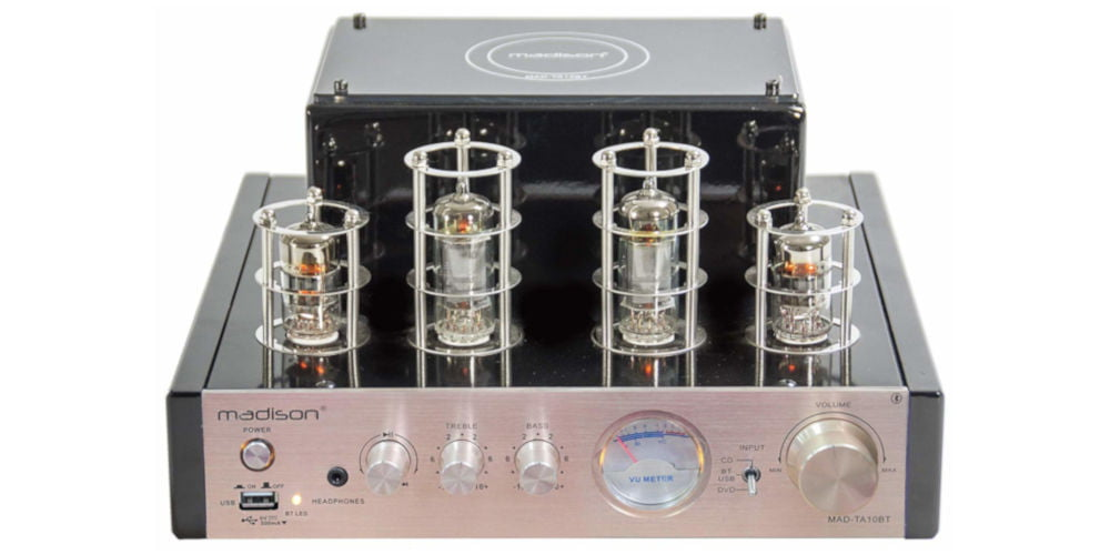 Madison MAD-TA10BT Hybrid Vintage Tube Amplifier