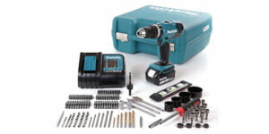 Makita DHP453SFTK 18V LXT Combi Drill Review