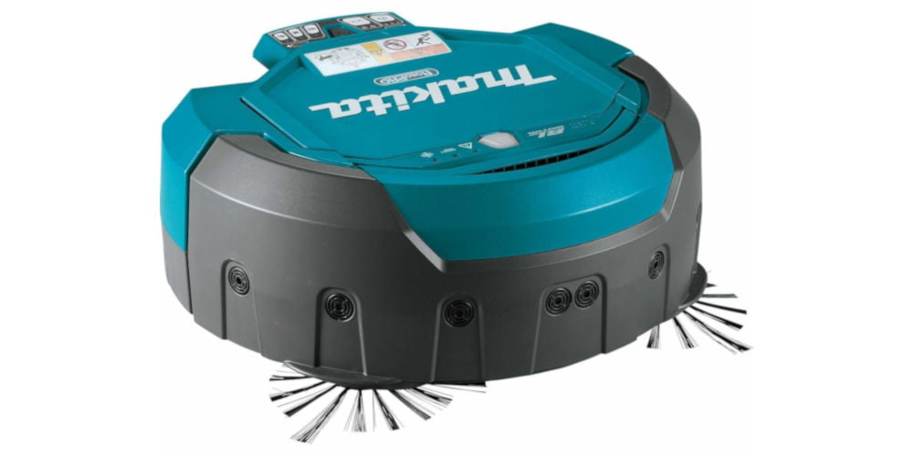 Makita DRC200Z Robotic Vacuum Cleaner Review