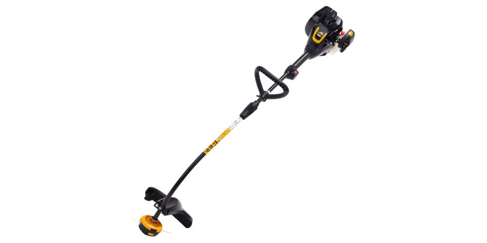 Mcculloch TRIMMAC Petrol Grass Trimmer Review
