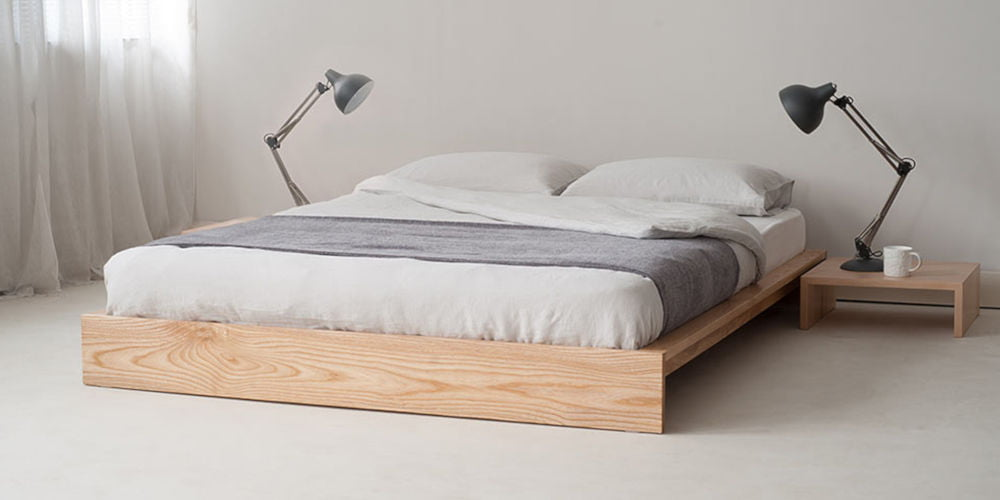 Natural Bed Company - Low Loft Bed