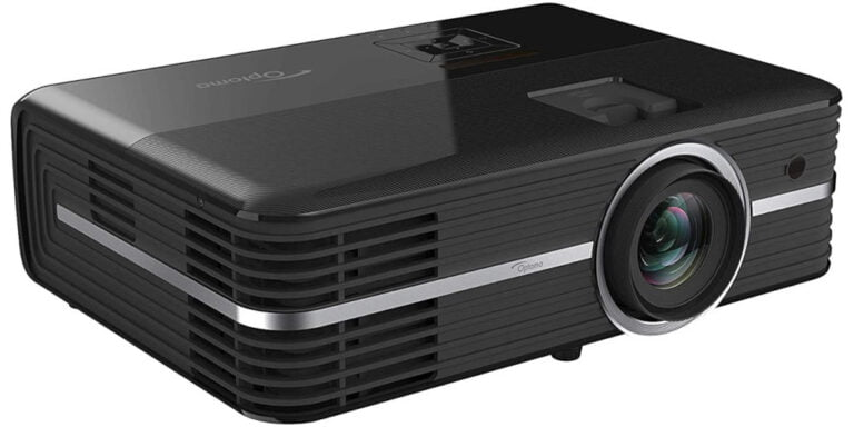 Optoma UHD370X Projector Review