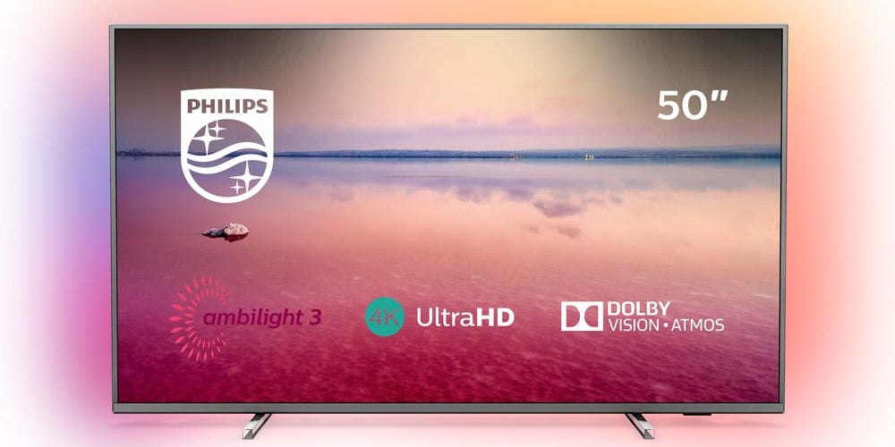 Philips 50PUS675412 Smart TV