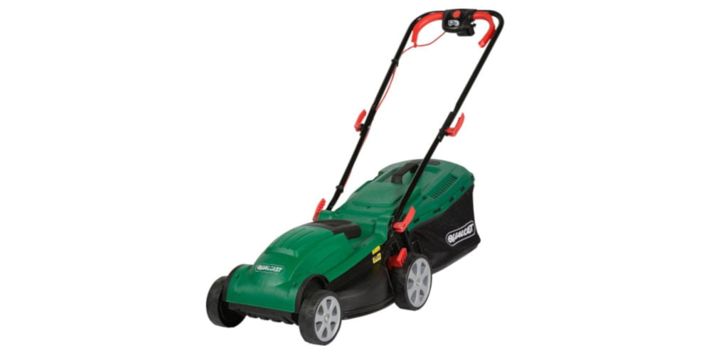 Qualcast 1400W Electric Rotary Lawn Mower