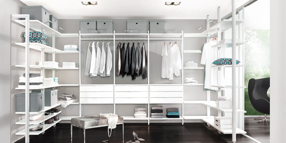 Regalraum CLOS-IT Wardrobe Rails