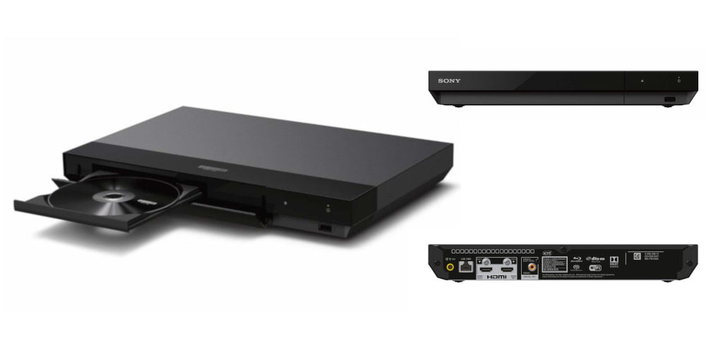 Sony UBP-X700 blu-ray player
