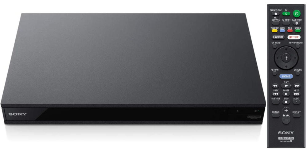 Sony UBP-X800M2 Review front