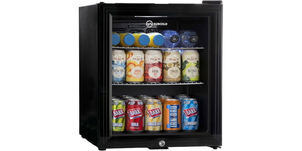 Subcold Super50 LED Mini Fridge