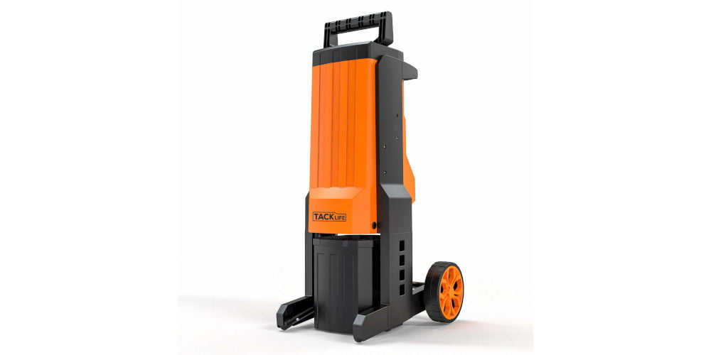 TACKLIFE 2500W Garden Shredder