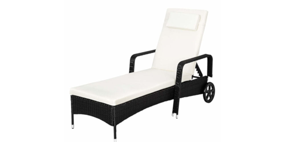 TecTake Rattan Day Bed