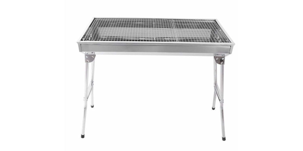 Uten Barbecue Grill Stainless Steel BBQ