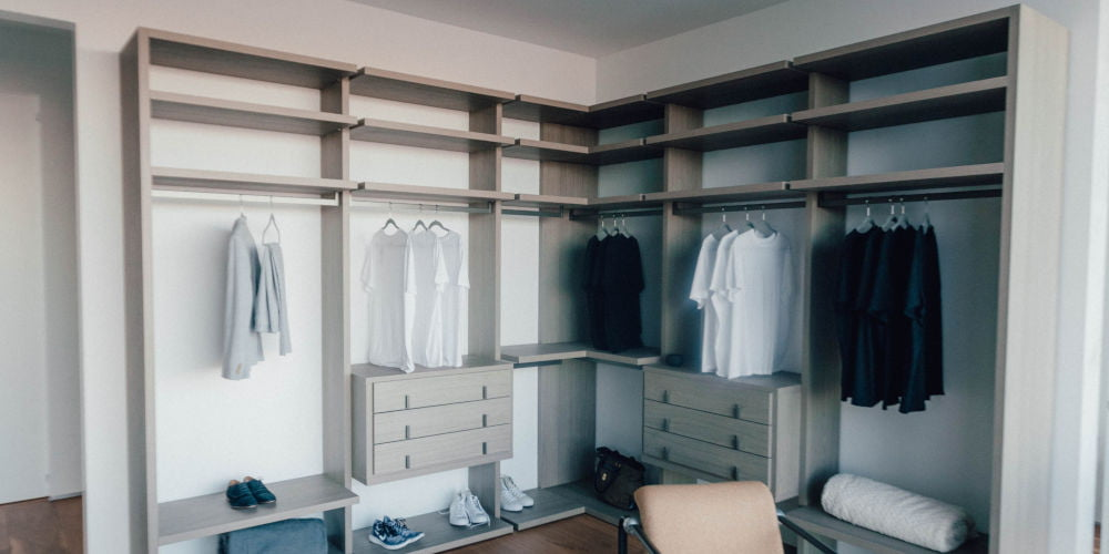 dressing room design