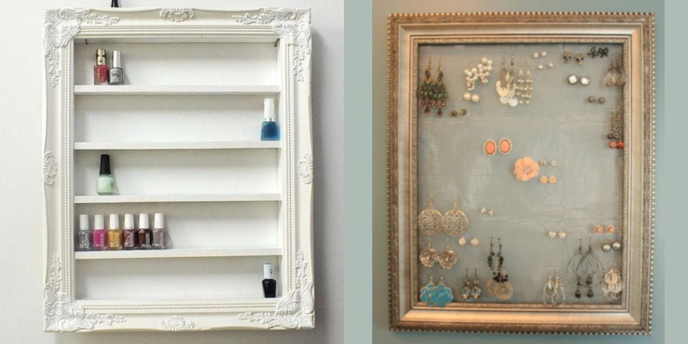 frame storage pinterest