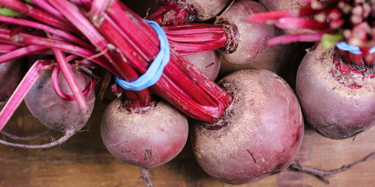 How To Grow Beetroot - An Easy Beginner's Guide