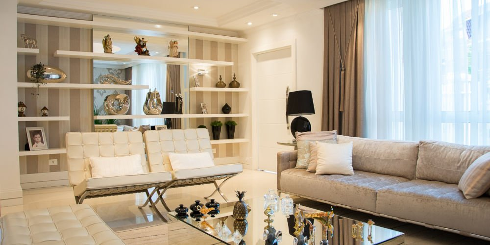 what is luxury interior design