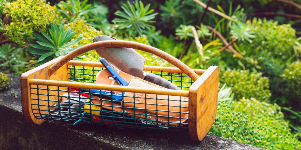 top essential gardening tools